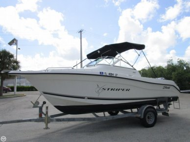 Seaswirl Striper 2101 Dual Console, 21', for sale - $14,900