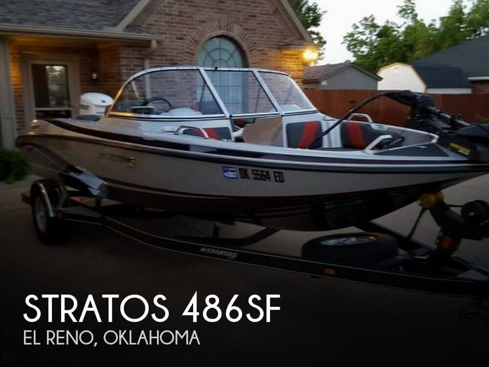 Used Boats For Sale in Oklahoma City, Oklahoma by owner | 2016 Stratos 19