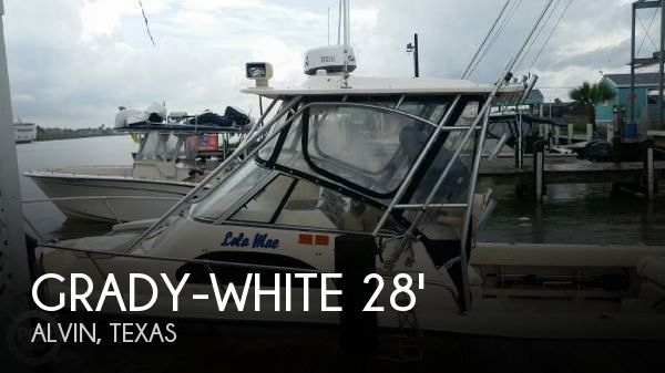 Used Grady-White Boats For Sale by owner | 2005 Grady-White 28