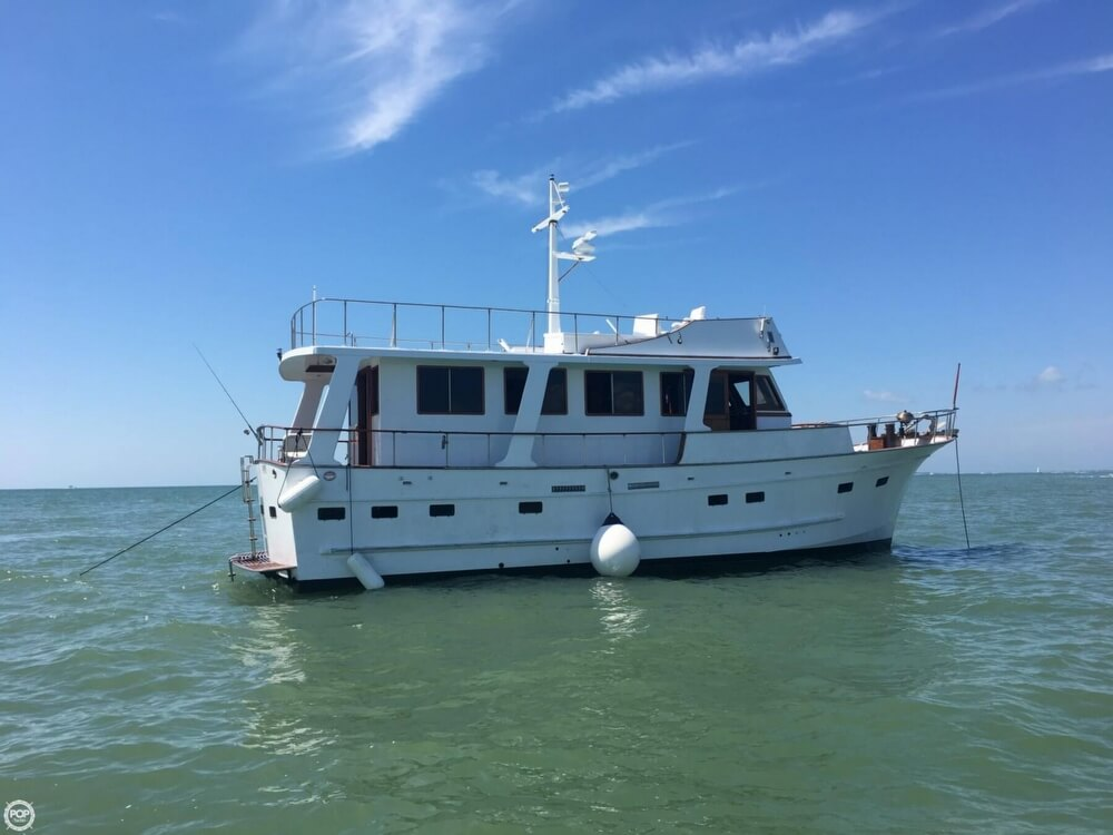 1983 Marine Trader boat for sale, model of the boat is Tortuga 50 & Image # 3 of 40