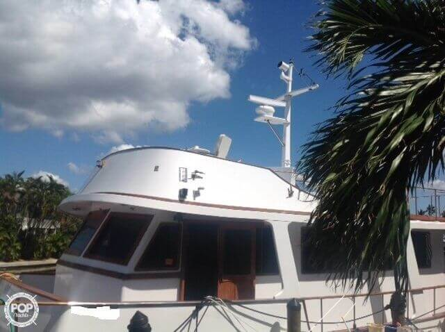 1983 Marine Trader boat for sale, model of the boat is Tortuga 50 & Image # 5 of 40