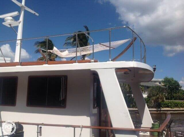 1983 Marine Trader boat for sale, model of the boat is Tortuga 50 & Image # 9 of 40
