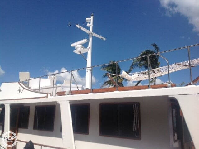 1983 Marine Trader boat for sale, model of the boat is Tortuga 50 & Image # 10 of 40