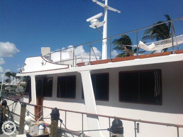 1983 Marine Trader boat for sale, model of the boat is Tortuga 50 & Image # 15 of 40
