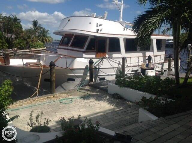 1983 Marine Trader boat for sale, model of the boat is Tortuga 50 & Image # 16 of 40