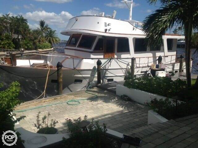 1983 Marine Trader boat for sale, model of the boat is Tortuga 50 & Image # 17 of 40