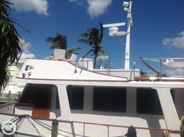 1983 Marine Trader boat for sale, model of the boat is Tortuga 50 & Image # 19 of 40