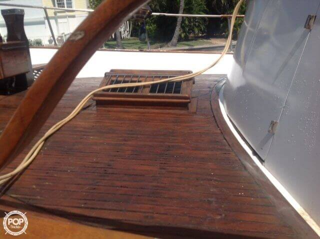 1983 Marine Trader boat for sale, model of the boat is Tortuga 50 & Image # 20 of 40
