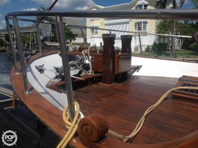1983 Marine Trader boat for sale, model of the boat is Tortuga 50 & Image # 21 of 40