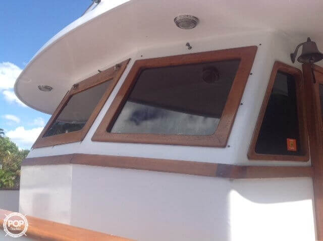 1983 Marine Trader boat for sale, model of the boat is Tortuga 50 & Image # 22 of 40