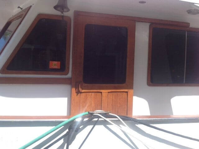 1983 Marine Trader boat for sale, model of the boat is Tortuga 50 & Image # 23 of 40