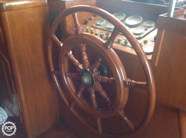1983 Marine Trader boat for sale, model of the boat is Tortuga 50 & Image # 28 of 40