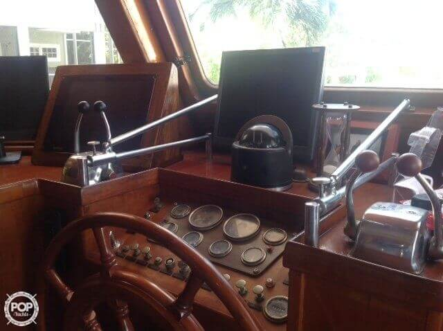 1983 Marine Trader boat for sale, model of the boat is Tortuga 50 & Image # 29 of 40