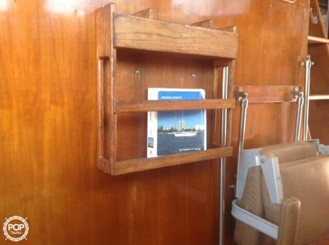 1983 Marine Trader boat for sale, model of the boat is Tortuga 50 & Image # 33 of 40