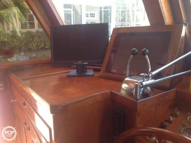 1983 Marine Trader boat for sale, model of the boat is Tortuga 50 & Image # 35 of 40