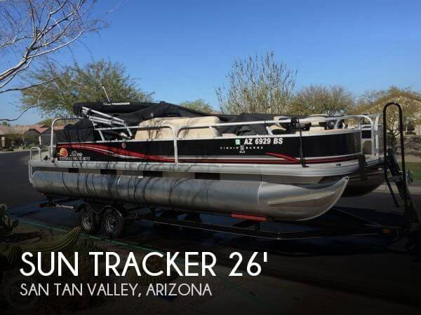 Used Bass tracker Boats For Sale by owner | 2013 Sun Tracker 26