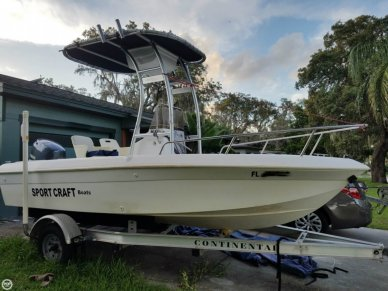Sportcraft 160 CC, 16', for sale - $14,000
