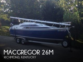 Used MacGregor Sailboats For Sale by owner | 2007 MacGregor 26M