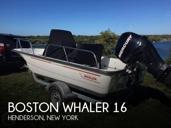 Used Boston Whaler Boats For Sale in New York by owner | 2012 Boston Whaler 16