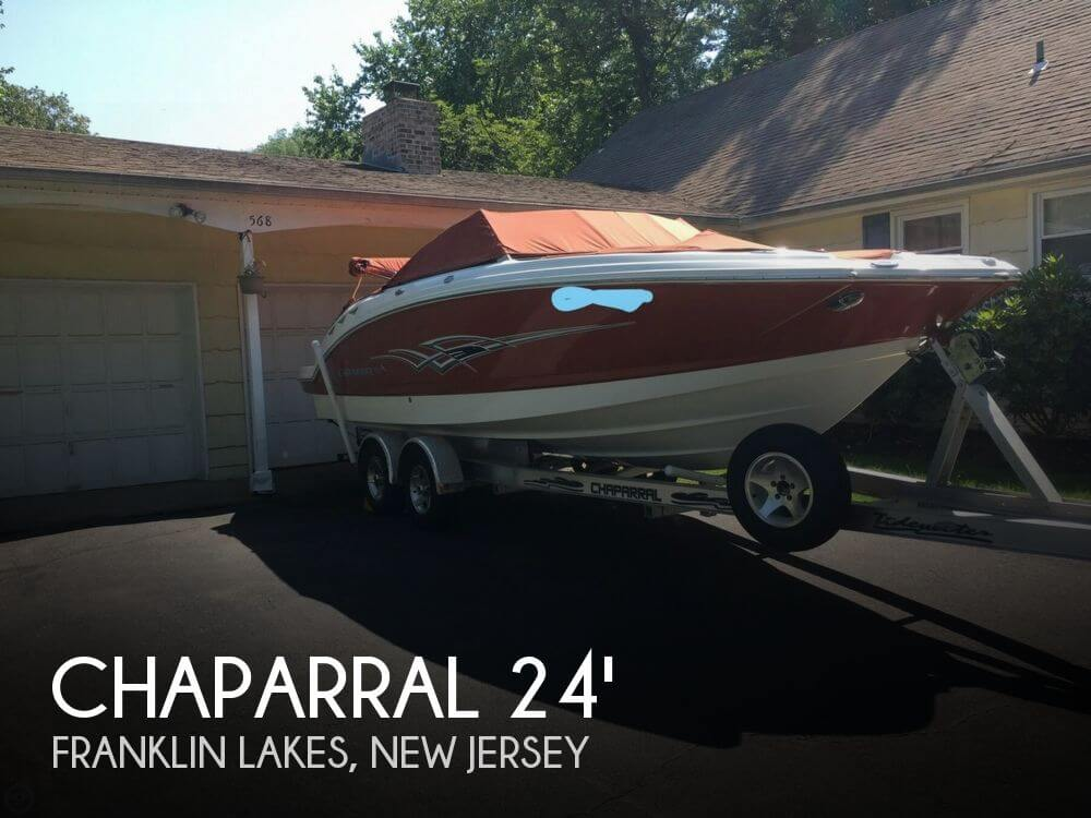 Used Chaparral 24 Boats For Sale by owner | 2008 Chaparral Sunesta 244
