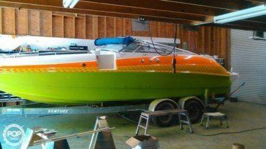 Larson 23, 23', for sale - $15,000