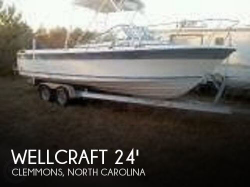Used Wellcraft Boats For Sale in North Carolina by owner | 1984 Wellcraft 24