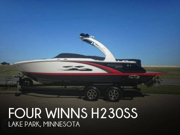 Used Four Winns 23 Boats For Sale by owner | 2014 Four Winns H230SS