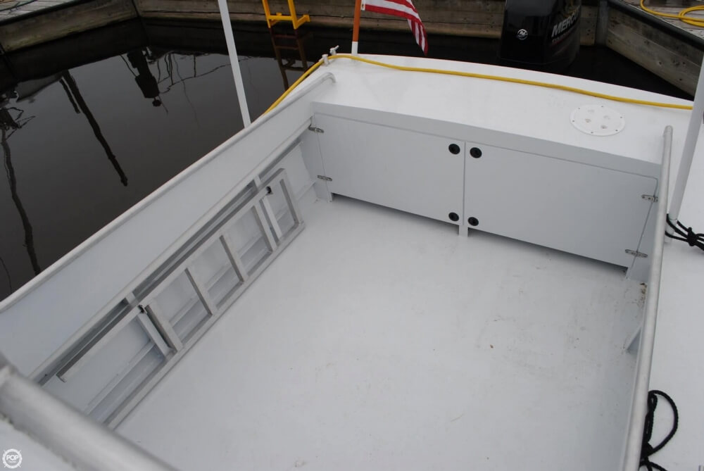 2013 Gasparek Marine Industries boat for sale, model of the boat is 33 & Image # 8 of 41