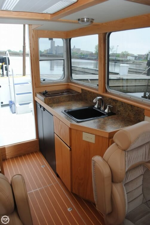 2013 Gasparek Marine Industries boat for sale, model of the boat is 33 & Image # 15 of 41