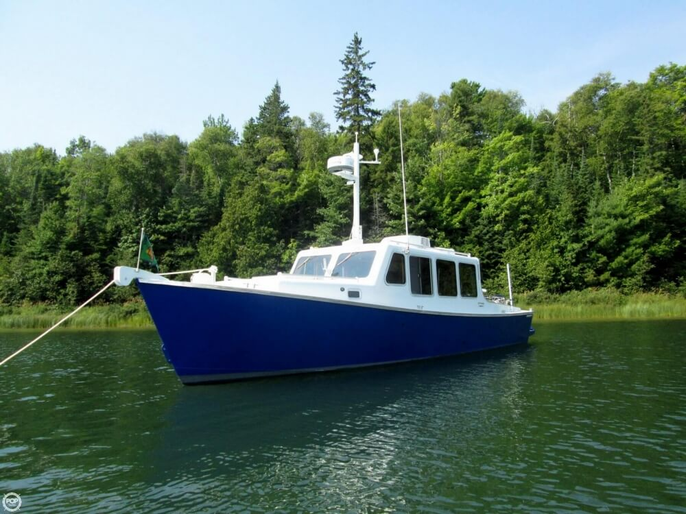 2013 Gasparek Marine Industries boat for sale, model of the boat is 33 & Image # 2 of 41