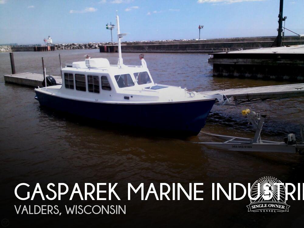 2013 Gasparek Marine Industries 33