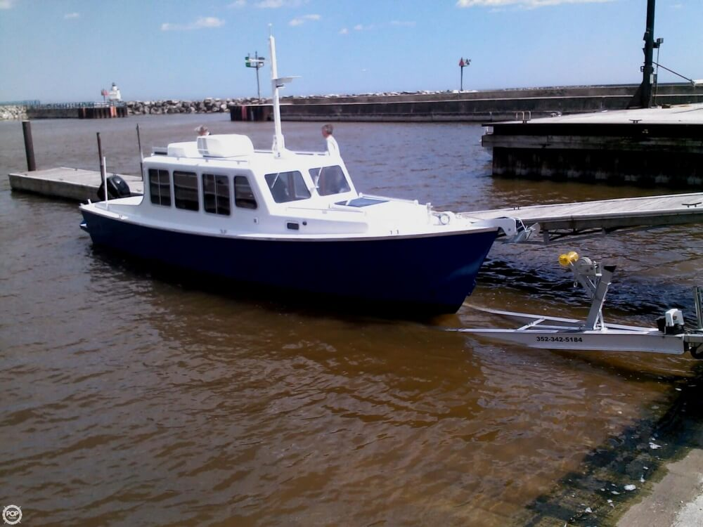 2013 Gasparek Marine Industries boat for sale, model of the boat is 33 & Image # 3 of 41