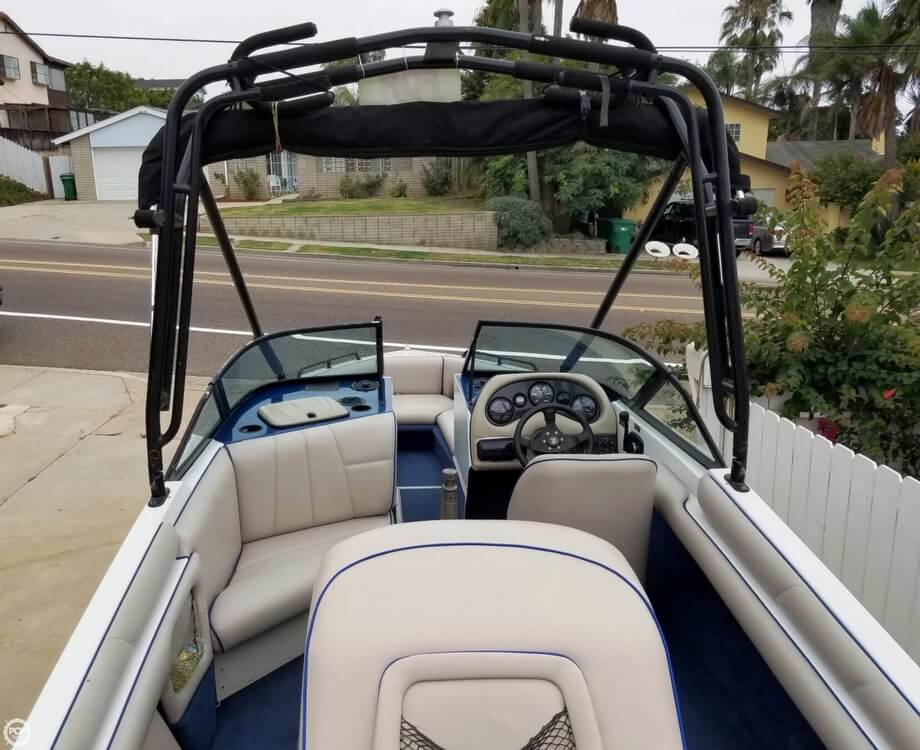 2001 Calabria boat for sale, model of the boat is 20 Laguna & Image # 8 of 40