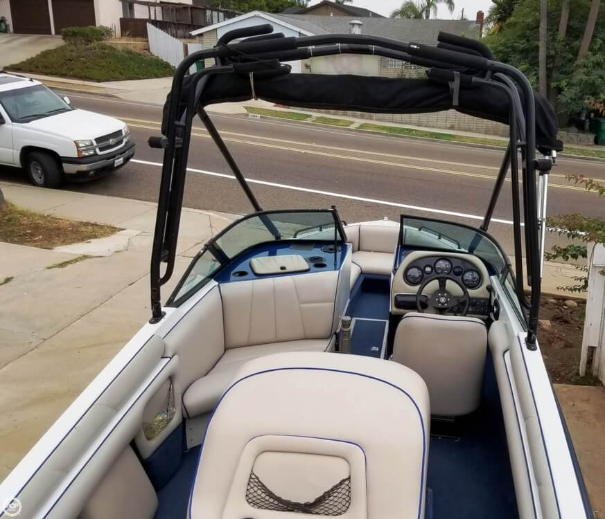 2001 Calabria boat for sale, model of the boat is 20 Laguna & Image # 9 of 40