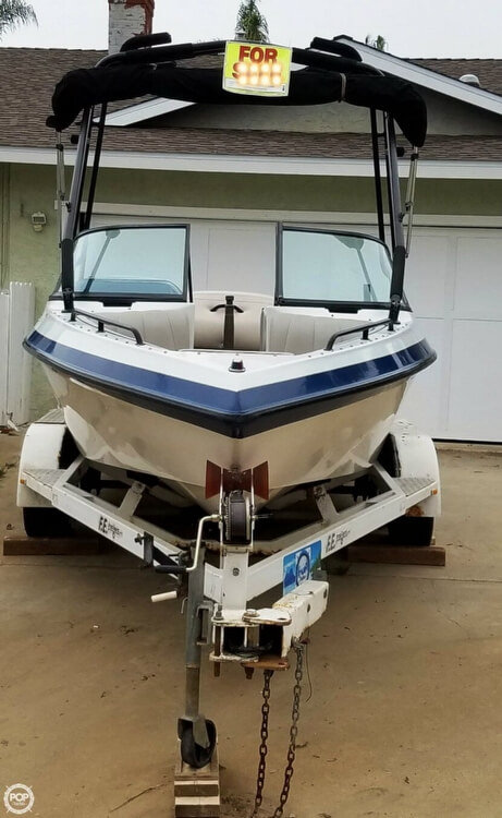 2001 Calabria boat for sale, model of the boat is 20 Laguna & Image # 4 of 40