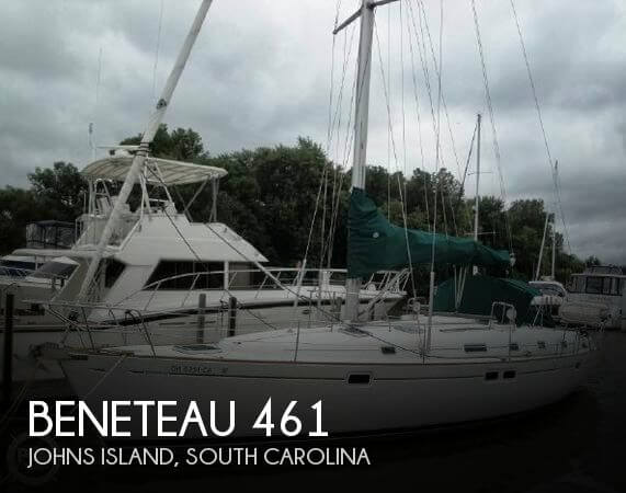 Used Boats For Sale in Charleston, South Carolina by owner | 1998 Beneteau 46