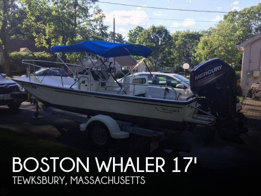 Used Boston Whaler 17 Boats For Sale by owner | 2000 Boston Whaler 17