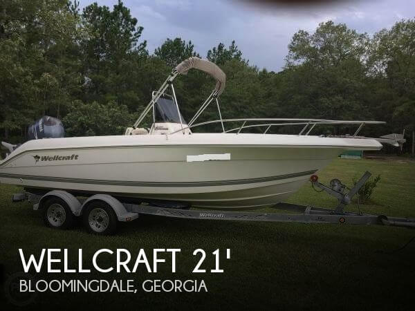 Used Wellcraft Boats For Sale in Georgia by owner | 2004 Wellcraft 21