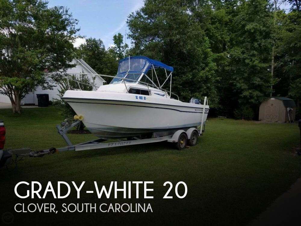 Used Boats For Sale by owner | 1988 Grady-White 20