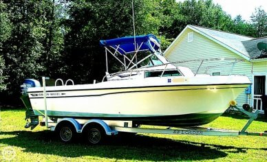 Grady-White Overnighter - 206G, 206, for sale