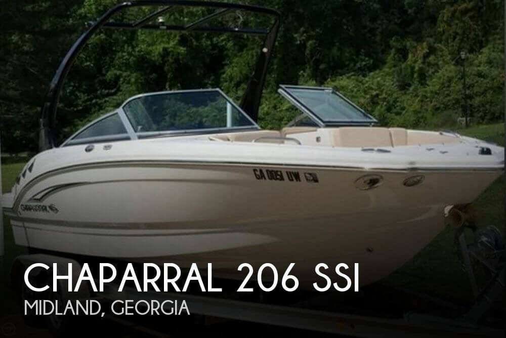 Used Boats For Sale in Columbus, Georgia by owner | 2012 Chaparral 20