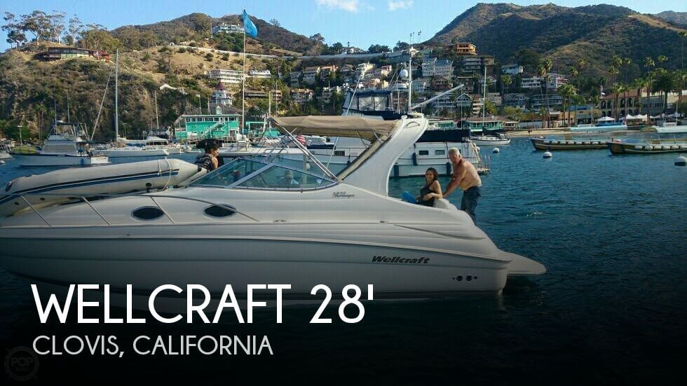 Used Boats For Sale by owner | 2001 Wellcraft 28