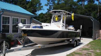 Sportsman Masters 247 Bay Boat, 24', for sale - $84,500