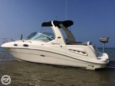 Sea Ray 260 Sundancer, 28', for sale - $44,000
