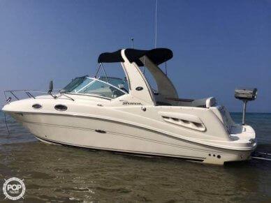 Sea Ray 260 Sundancer, 28', for sale - $48,500
