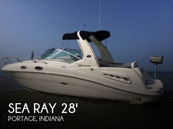 Used Boats For Sale in South Bend, Indiana by owner | 2007 Sea Ray 28