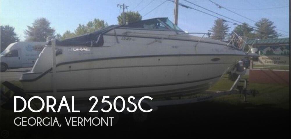 Used Doral Boats For Sale by owner | 1996 Doral 26