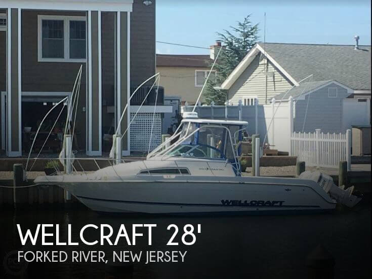 Used Wellcraft 28 Boats For Sale by owner | 1997 Wellcraft 28