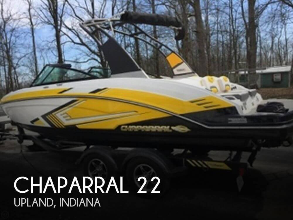 Used Chaparral Ski Boats For Sale by owner | 2015 Chaparral 22