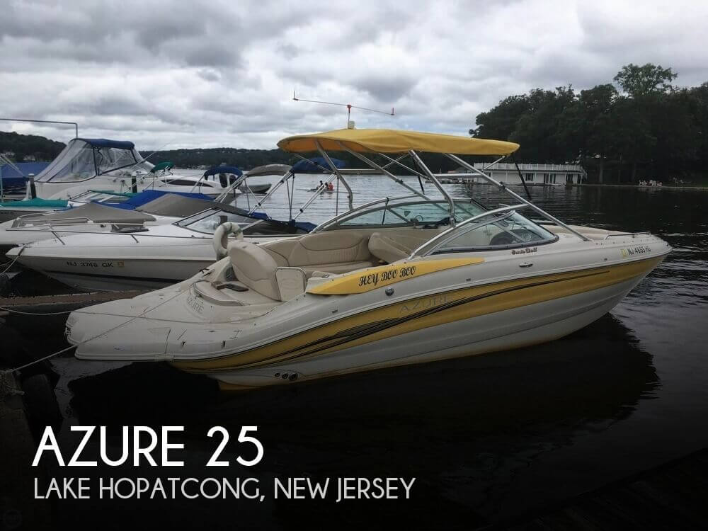 Used Azure Boats For Sale by owner | 2007 Azure 25